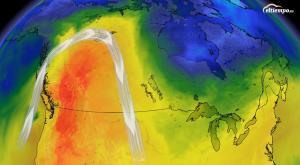 Ola de calor en Canadá en este 2021