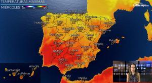 Tiovivo en las temperaturas: vuelven a subir