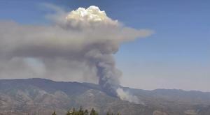 Los devastadores incendios de California están cambiando hasta el clima