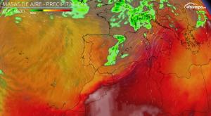 24 horas de tormentas intensas: avisos activados en el este