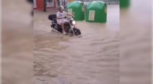Lluvias torrenciales y granizo en el Levante: los vídeos más impactantes