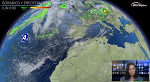 Agosto arrancará tormentoso: las zonas afectadas