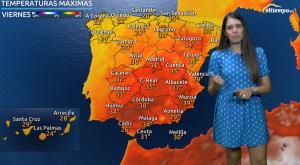 Las temperaturas bajarán este fin de semana ¿dónde?