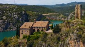 Rutas de agua en España