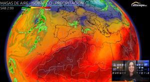 El calor se 'cuela' hasta el Cantábrico: pasarán de los 30ºC
