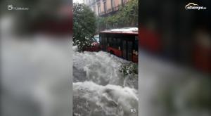 Mortales inundaciones en Catania (Sicilia) en los últimos días