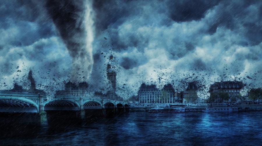 ¿Están aumentando los desastres naturales?