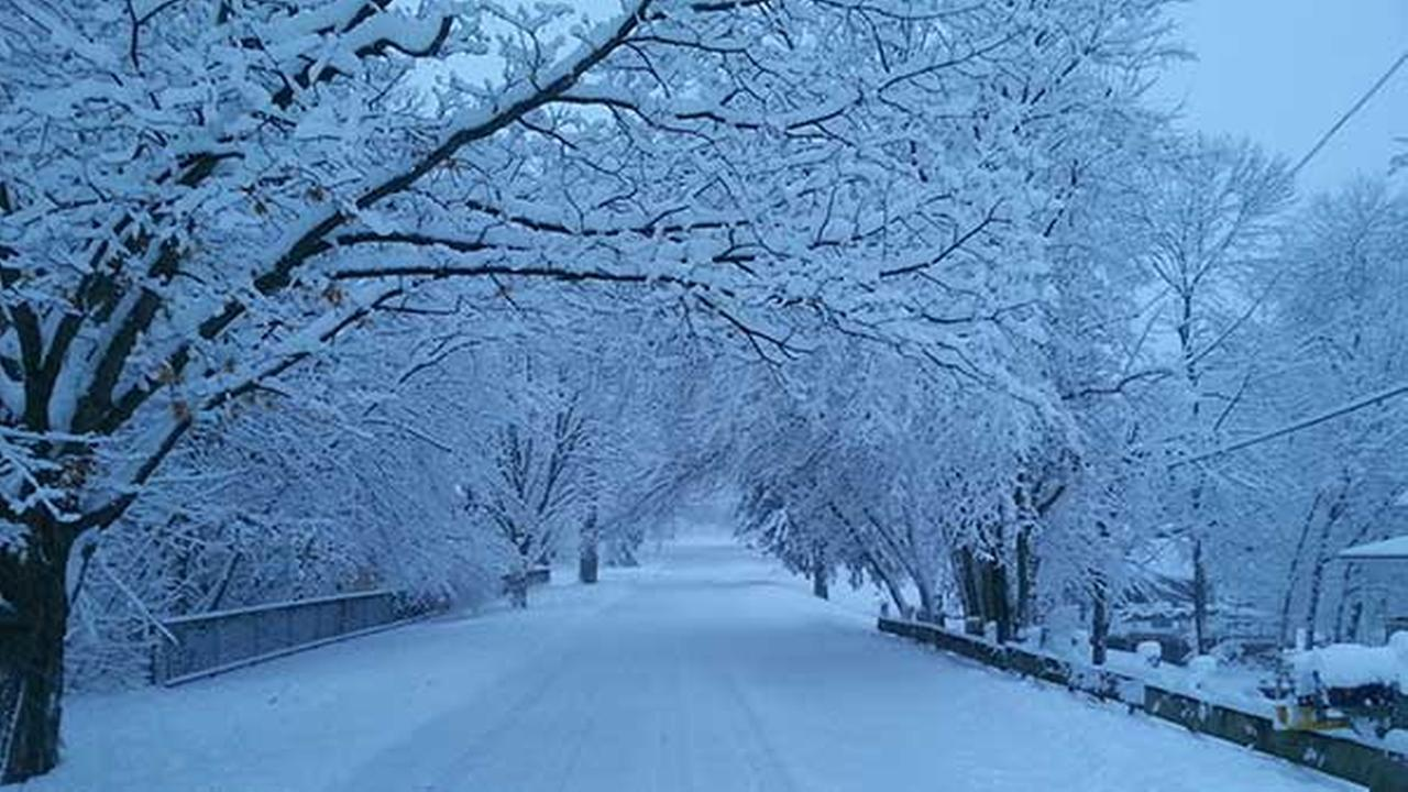 ¿Qué Condiciones Se Necesitan Para Que Nieve?