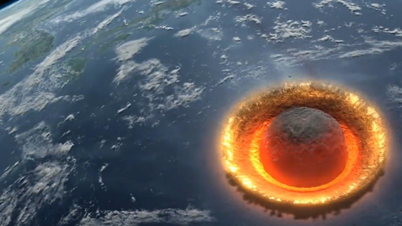 La NASA detectó un asteroide que podría caer sobre Neuquen en los proximos días