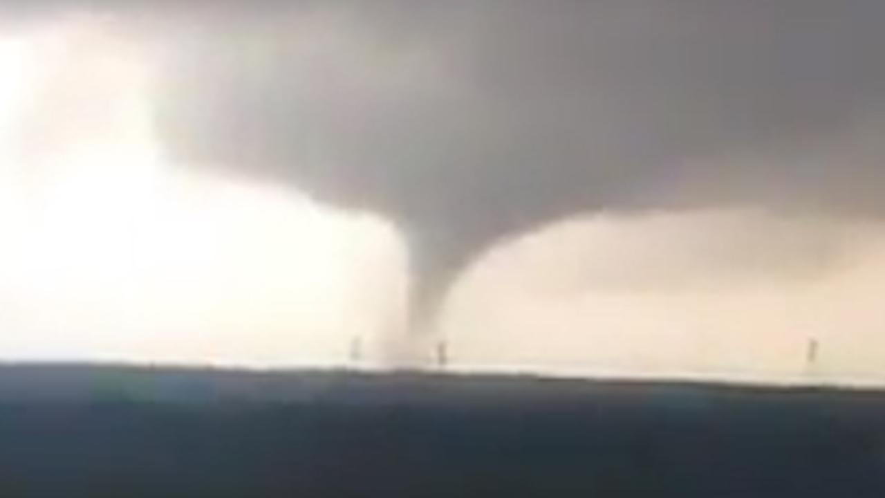 Un tornado provoca la alarma en huelva - Tornados en espana ...