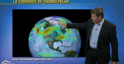 Frío polar en EEUU