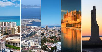 Las ciudades con mejor clima de espa a - Cual es la mejor ciudad de espana ...
