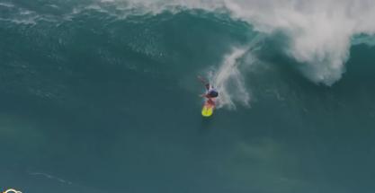 Las mayores caídas del mundo del surf