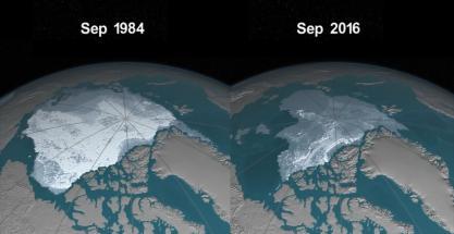 ¡La Tierra se deshace!