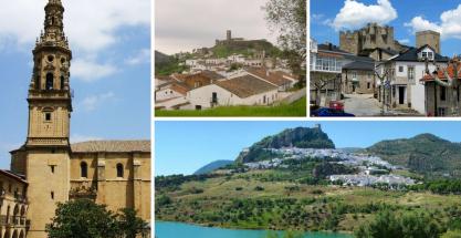 Viajes a los pueblos más bonitos de España