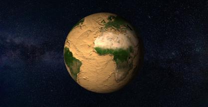 ¿Qué pasaría si la Tierra se quedase sin agua?