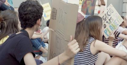 Los jóvenes lideran la huelga por el clima. ¿Qué reclaman?