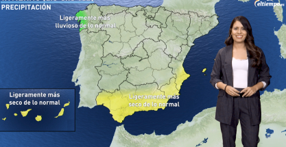 Mapa Del Tiempo España Fin De Semana.La Prevision De El Tiempo En Espana