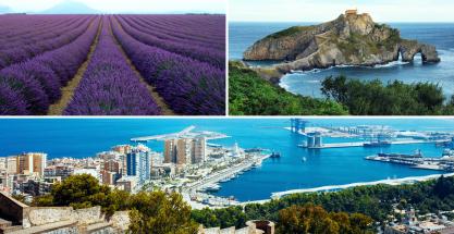 La vuelta al mundo sin salir de España este verano
