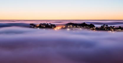 ¿Qué es y cómo se forma la niebla?