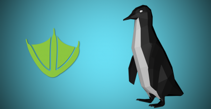 Caminar como pingüinos: cómo andar por el hielo sin resbalarse