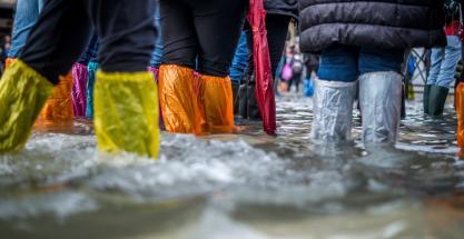 ¿Cómo actuar con lluvias intensas o inundaciones?