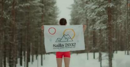 Un pueblo del Ártico se propone para acoger las Olimpiadas de 2032... ¡de verano!